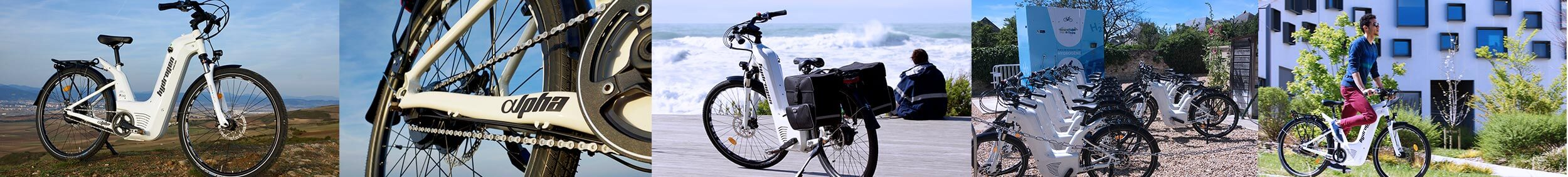 hydrogen bicycle